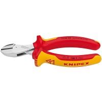 X-Cut® компактные кусачки боковые KNIPEX 73 06 160