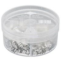 Коробка с набором с неизолированными контактными гильзами KNIPEX 97 99 910
