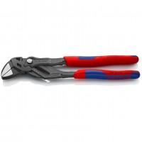 Клещи переставные-гаечный ключ, переставные клещи и гаечный ключ в одном инструменте KNIPEX 86 02 250