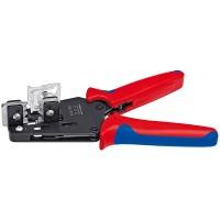 Прецизионный инструмент для удаления изоляции с фасонными ножами KNIPEX 12 12 12