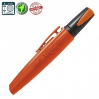 Сухой промышленный маркер PICA VISOR permanent Longlife Industrial Marker 990/054, Fluo-Orange